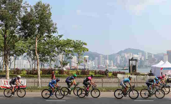 홍콩관광청 제 2회 홍콩 사이클로톤 대회 개최