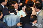 호남 중진들 설득 먹혔다…국민의당 30여명 찬성 배경