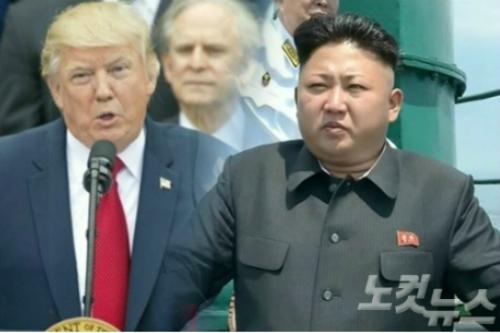 트럼프 김정은, 오래 못갈것…北리용호 연설에 반격