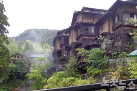 '일본 료칸'에서 즐기는 진짜 힐링여행