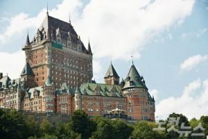 도시 자체가 유네스코 문화유산으로 지정된 유서 깊은 항구도시 퀘벡. (사진=자유투어 제공)