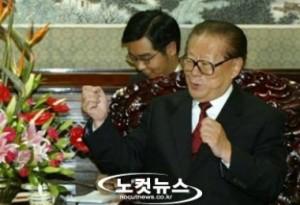 장쩌민 전 국가주석. (사진=자료사진)