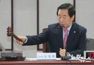 자유한국당 김성태 의원 (사진=공동취재단/자료사진)