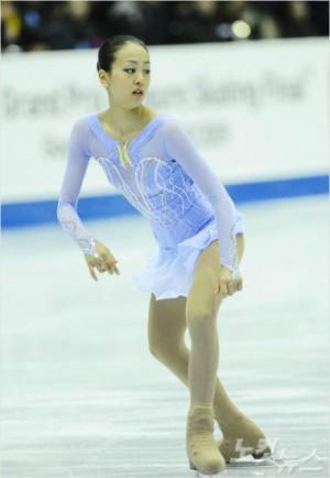현역에서 물러난 일본 피겨스케이팅 여자 싱글 간판 아사다 마오가 지도자 변신을 계획하고 있다. (사진=자료사진)