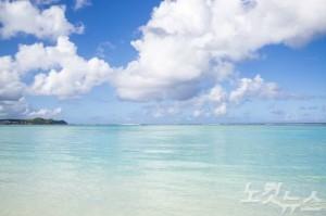 눈부시게 아름다운 휴양지 괌으로의 여행준비 중이라면 가성비 좋은 호텔과 리조트를 골라 알뜰하게 다녀오자(사진=온라인 투어 제공)