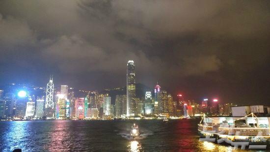 빅버스로 즐기는 '홍콩자유여행'