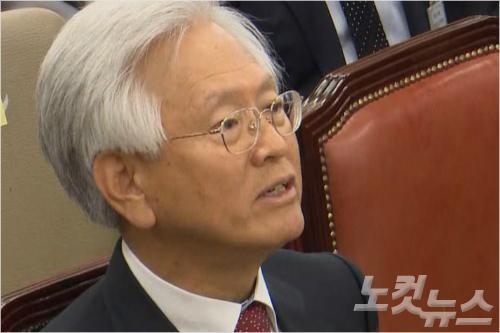 """[노컷V] """"문재인은 공산주의자"""" 고영주, 국감서도 막말 대행진"""
