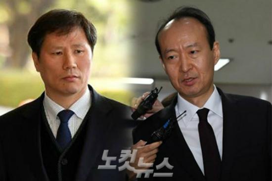 국회까지 불똥 튄 안봉근·이재만 '국정원 특수활동비' 논란