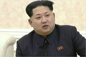 북한 김정은 노동당 위원장. (유튜브 영상 캡처)