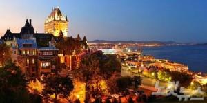 '작은 프랑스'라는 별칭을 가진 퀘벡에서는 곳곳에서 프랑스 분위기를 느낄 수 있다. (사진=노랑풍선)