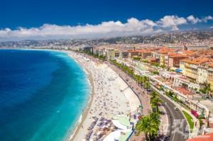 프랑스 남부 지중해 연안에 있어 유럽인들도 대표적인 휴양지로 손꼽히는 니스. (사진=참좋은여행 제공)