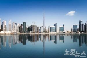 여러 대륙과 나라를 연결하는 허브 역할을 하고있는 두바이. (사진=참좋은여행 제공)