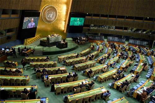 [논평] 유엔도 휴전결의한 평창올림픽, 北의 동참만 남았다