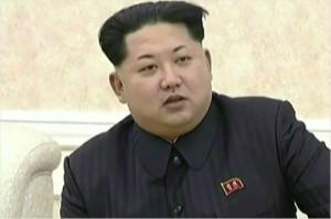 북한 김정은 노동당 위원장. (사진=유튜브 영상 캡처)