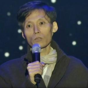 지난달 25일 서울시청 앞 광장에서 열린 MBC 파업콘서트 '다시 만나도 좋은 친구'에 참석한 이용마 MBC 해직기자 (사진=팩트TV 캡처)