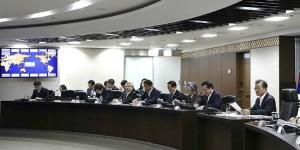 국가안전보장회의(NSC). (사진=청와대 제공)