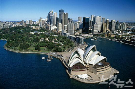 호주 시드니의 여름을 즐기기 위한 액티비티