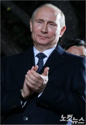 미국 뉴욕타임스는 블라디미르 푸틴 러시아 대통령이 자신의 재선을 위해 국제올림픽위원회의 징계를 받아들였다고 분석했다.(노컷뉴스DB)