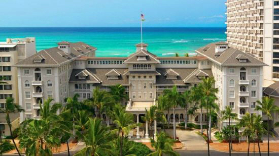 하와이 왕족이 머물던 호텔은 어디?