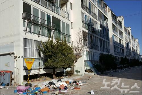 [르포] 지진 발생 한 달…끝나지 않는 '공포'