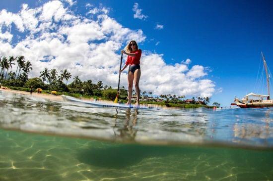 360도 회전 워터슬라이드 그리고 하와이 신혼여행