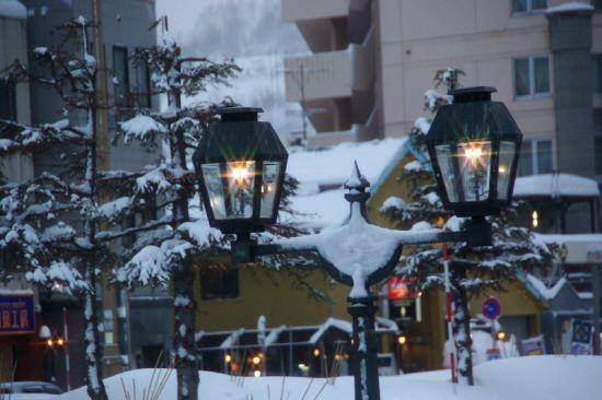 지옥계곡서 노천온천욕…홋카이도 겨울 여행
