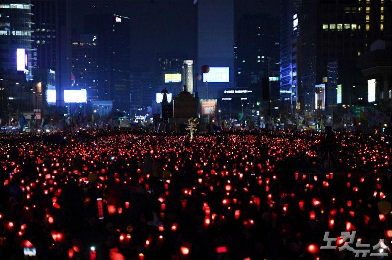 #북핵 #文 #촛불 민주주의…올해 외신이 본 한국