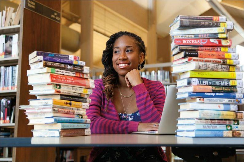 [신기방기] 흑인 여성 개발자의 꿈 'We Read Too'