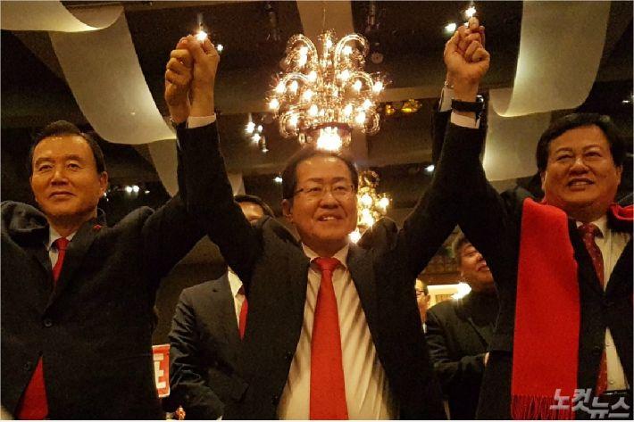 홍준표 남북 회담 북핵 완성하는 정치쇼