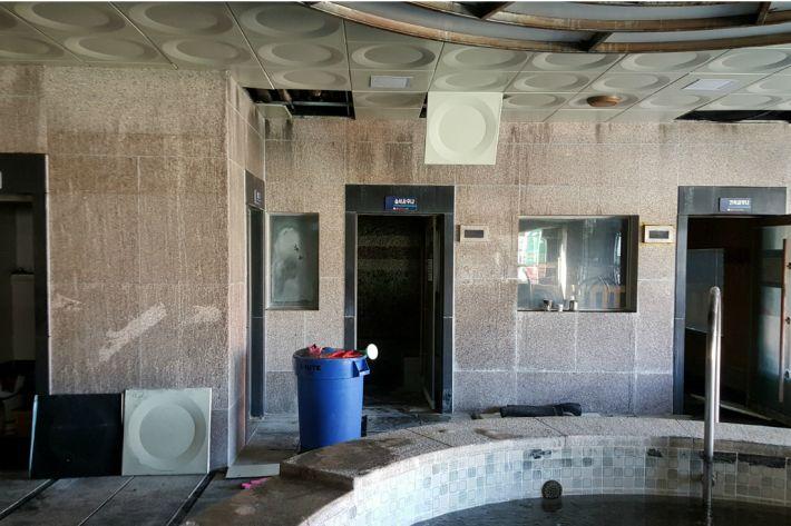 2층 목욕 용품도 그대로…추가 공개된 제천 참사현장