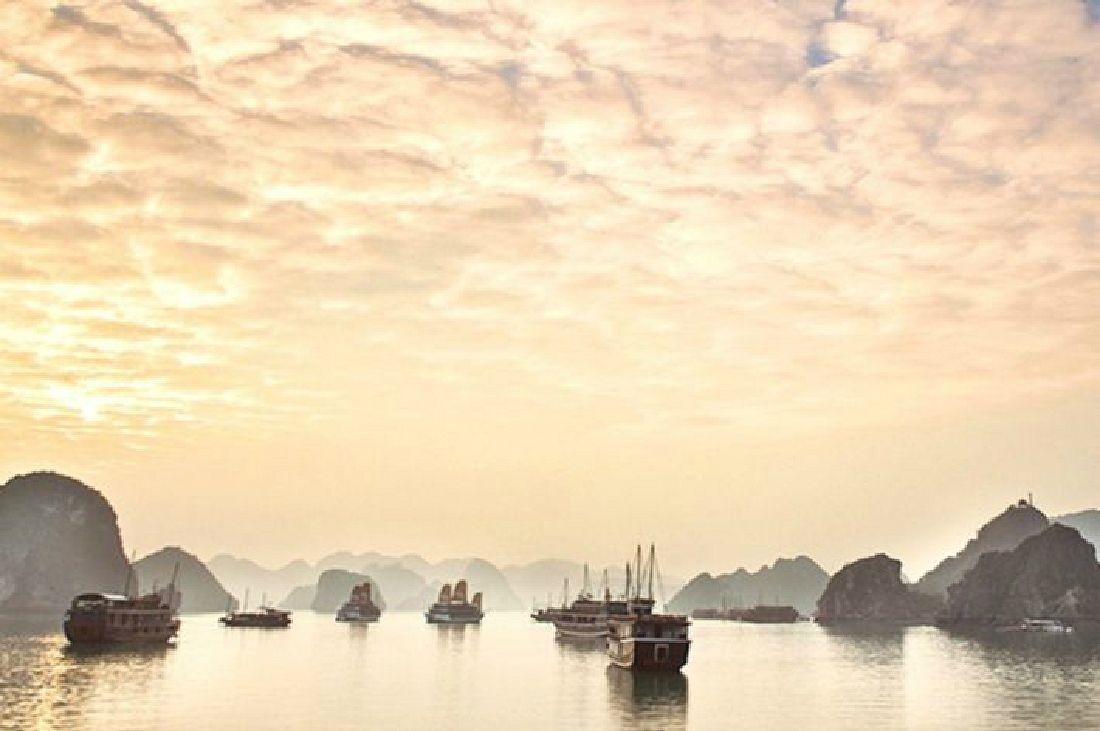 하롱베이서 즐기는 편안한 휴식 '무엉탄 럭셔리 꽝닌 호텔'