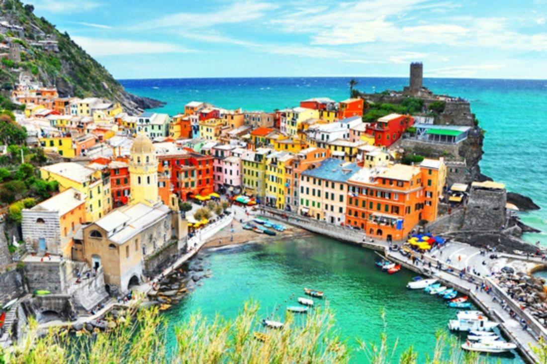 매력적인 여행지를 찾고 있다면 '이탈리아·남프랑스'
