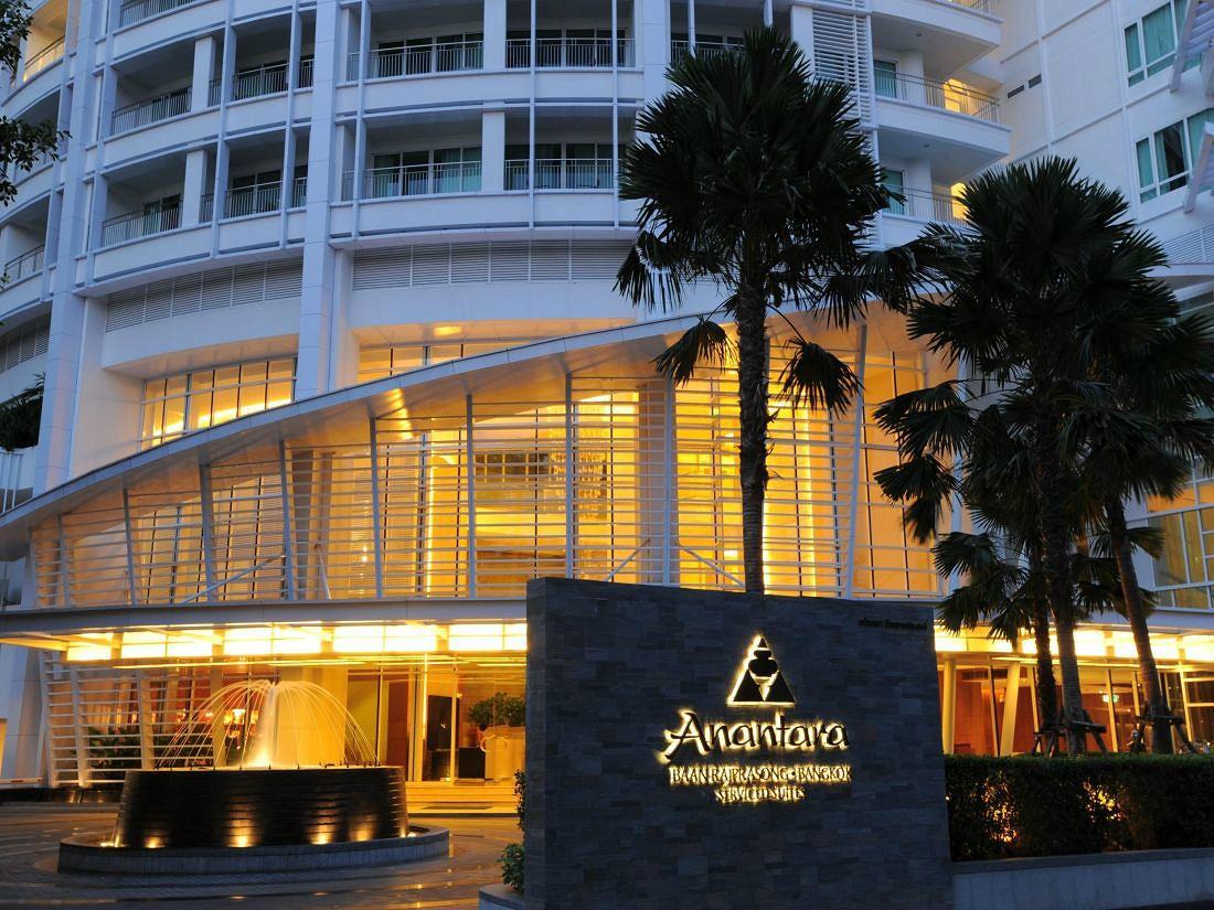 올 봄 방콕을 꼭 가야하는 이유… 방콕 아난타라 시암 호텔 프로모션