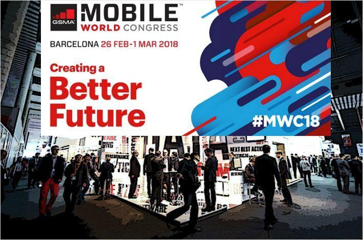 'MWC 2018' 모바일 격전장의 주인공들은 누구?