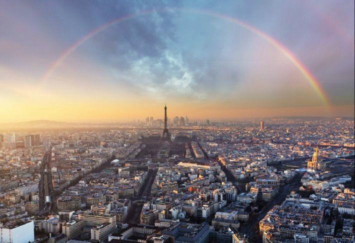 360도 파노라마 뷰로 파리 시내를 한 눈에…'몽파르나스 타워'