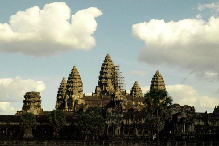 천년의 역사를 간직하다… 캄보디아 앙코르와트