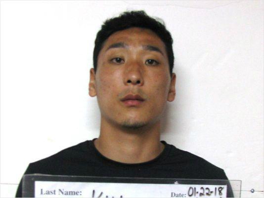 상주 소속 김병오, 괌 전지훈련 도중 성폭행 혐의