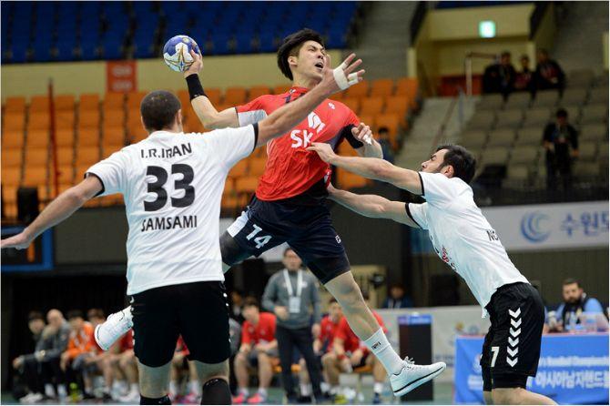 男 핸드볼, 6년 만에 세계선수권 출전권 획득