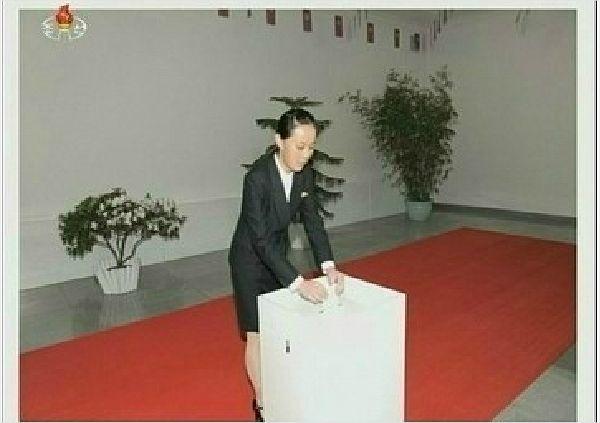 '북한 김정은 위원장 동생' 김여정 온다(2보)