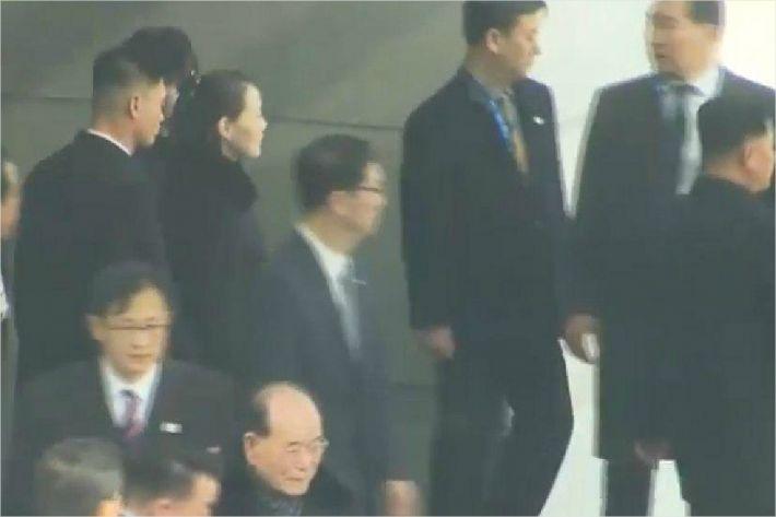 [속보] 김영남·김여정 태운 전용기 편명 'PRK 615'