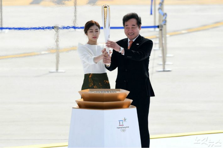 [논평] 30년만의 올림픽 성화, 평화의 불꽃으로 피어나라