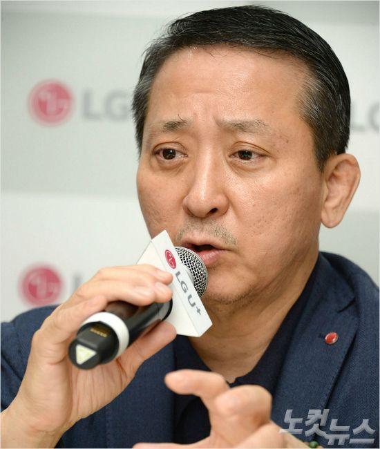 """권영수 LG유플 부회장 """"5G 상용화 돼도 컨텐츠 부족이 걱정돼"""""""
