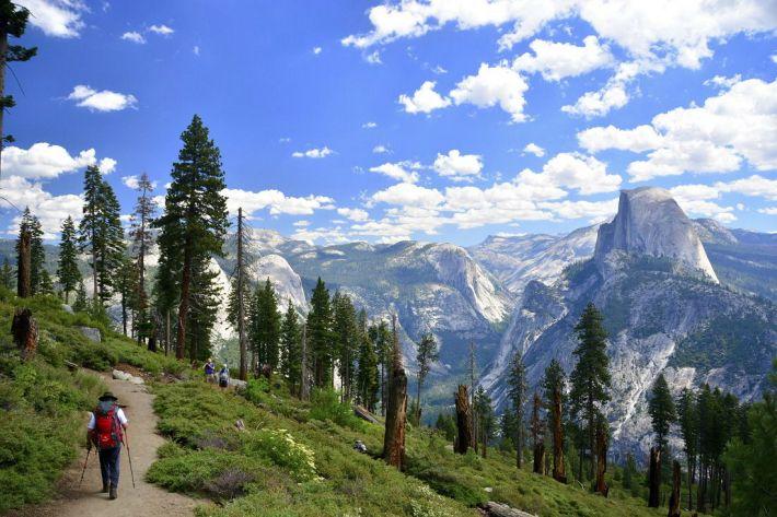 미국 캠핑 여행과 국립공원 트레킹을 동시에