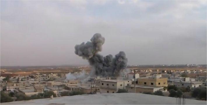 러시아 언론, 시리아 공습 긴급보도…정부 반응 아직 없어