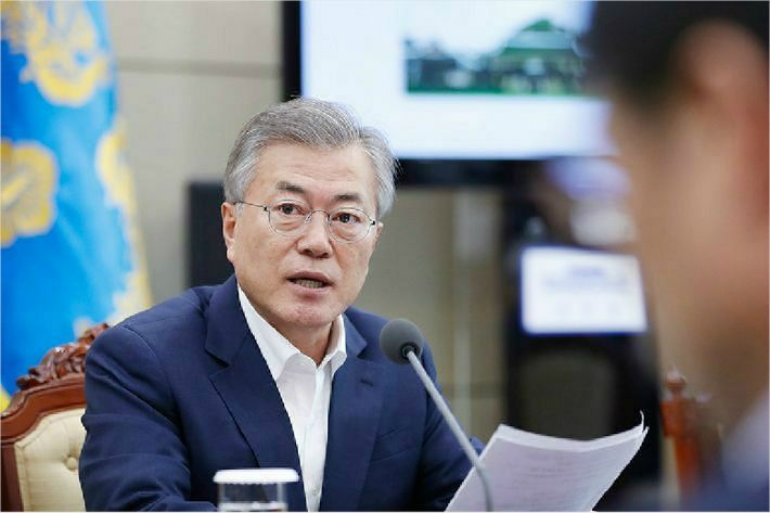 문재인 대통령, 김기식 원장 사표 수리 예정