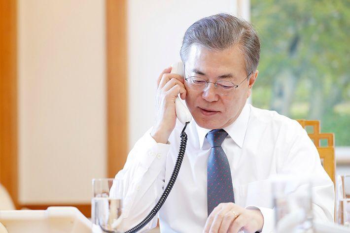 남북 정상간 핫라인 오늘 개설…실무통화 뒤 다음주 정상통화