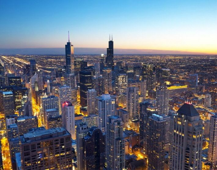 시카고의 3가지 매력 포인트