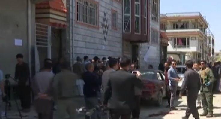 아프카니스탄 자살 폭탄테러로 57명 숨지고 119명 다쳐