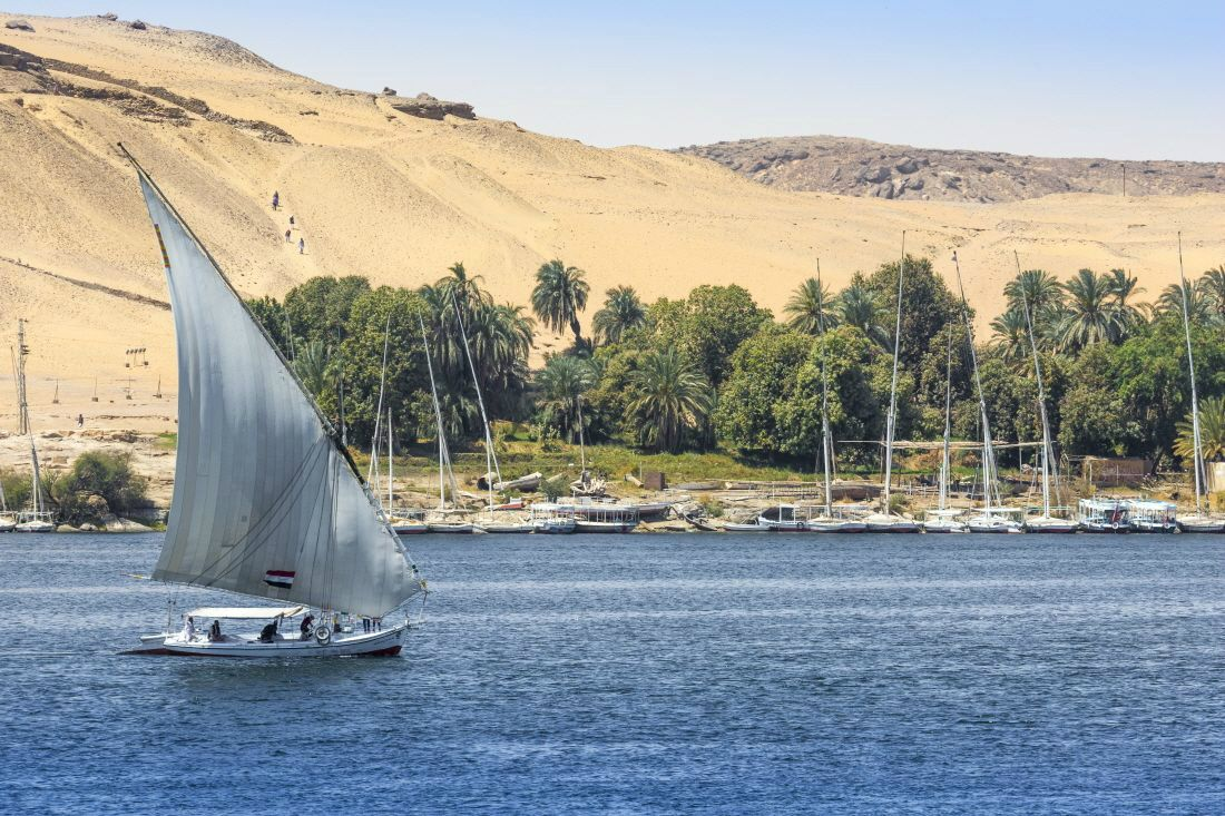 스핑크스 있는 '이집트'보다 특별한 여행지 있을까?