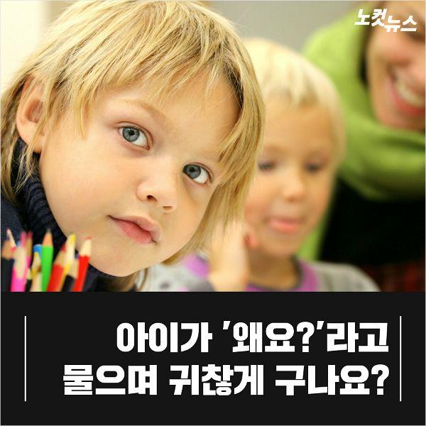 [카드뉴스] '왜요?'라고 귀찮게 묻는 아이 더 똑똑
